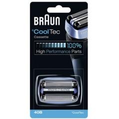 Braun 40b CoolTec Foil and Cutter