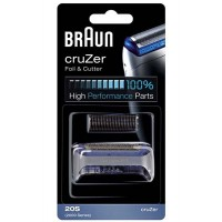 Braun Series 2 20s cruzer Replacement Foil & Cutter