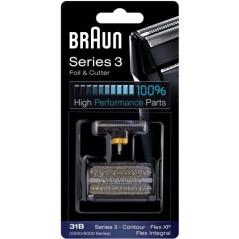 Braun Series 3 31b Flex XP/Contour Replacement Foil & Cutter