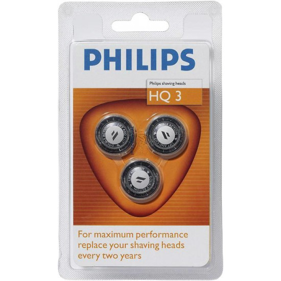 Philips HQ3 Double Action Rotary Cutting Heads