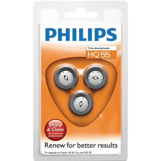 Philips HQ55 SuperReflex Replacement Rotary Cutting Head
